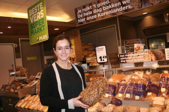 Plus Peperkamp doneert brood dagelijks aan minima