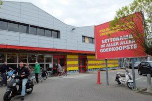 Nettorama Nieuwegein mag vernieuwen
