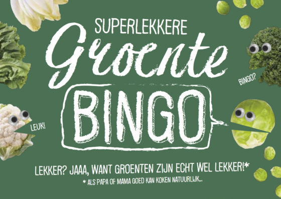 Jumbo stimuleert agf met bingokaart