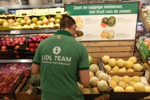 Lidl roept nationale dag uit voor groente en fruit