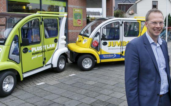 Plus in Dordrecht mag uitbreiden mits geluidsscherm