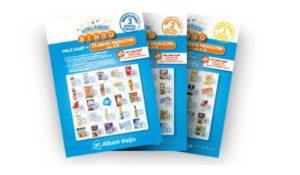 Een volle Bingo-kaart van AH is goed voor 24 gratis producten.