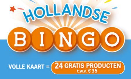 AH-België houdt Hollandse Bingo