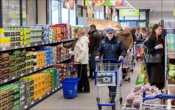 Groen licht voor miljardenoperatie Aldi Nord