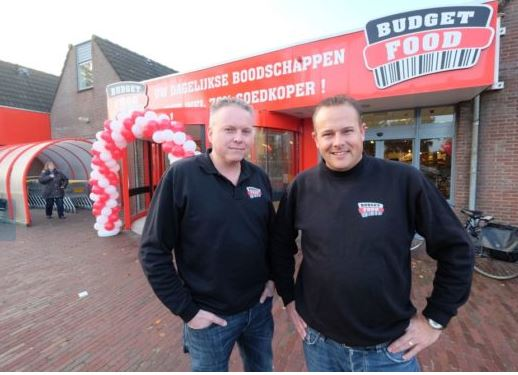 Budget Food opent negende filiaal