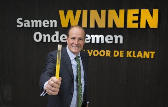Van Eerd: 'Marktleiderschap heeft nadelen'
