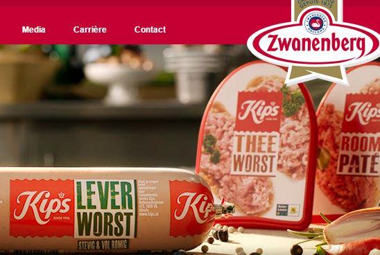 Zwanenberg verkoopt vleeswarentak