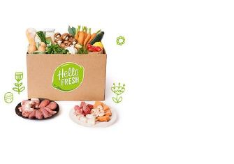 HelloFresh lanceert box met paasbrunch