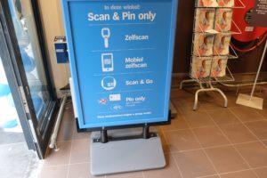 Airmiles-fraude bij Scan & Go van Albert Heijn
