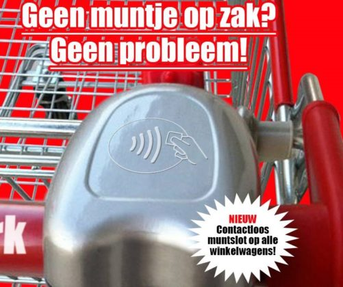 Supermarkten grappen er op los op 1 april