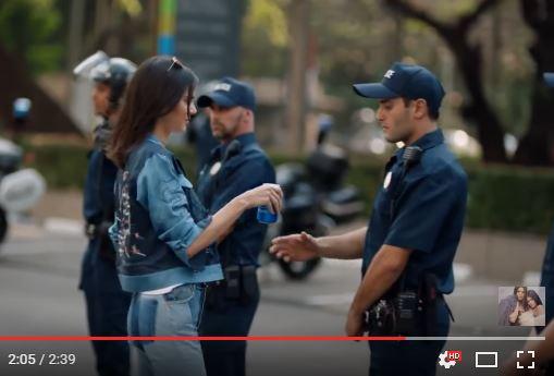 Pepsi trekt omstreden reclame terug