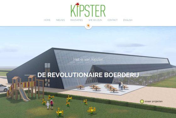 Drie sterren Kipster-ei exclusief voor Lidl