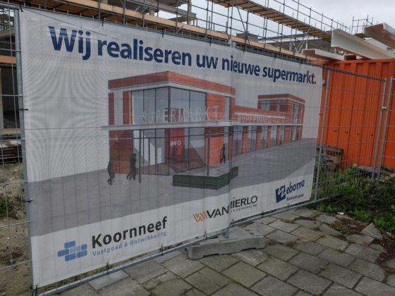 Jumbo Kwintsheul opent in week 22