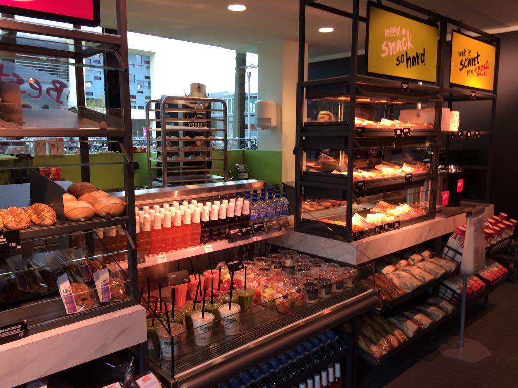 Spar University Nijmegen - Bakery - Foto: Distrifood