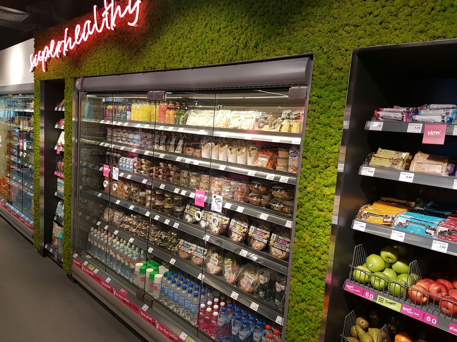 Spar University Nijmegen - Super healthy - Foto: Distrifood