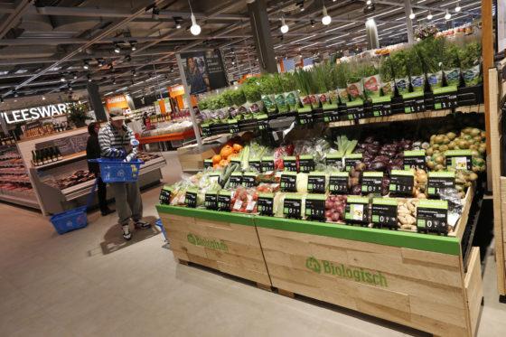'Omzet bio gaat door grens €1 miljard'