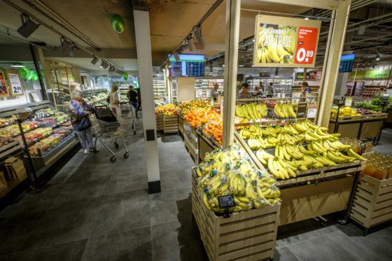 Prijzen levensmiddelen in 10 jaar 14,5% omhoog