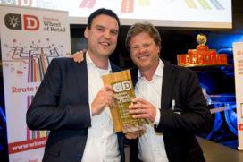 Hak wint Gouden Wheel of Retail