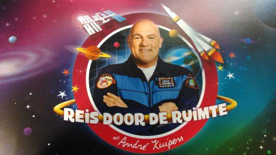 AH start actie met astronaut André Kuipers