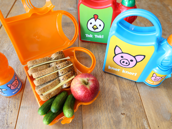 Kinderlunchbox Lidl en dierenbescherming