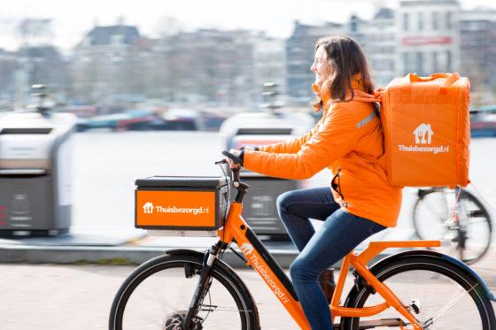 Thuisbezorgd.nl groeit explosief