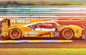 Frits van Eerd rijdt weer 24 uur van Le Mans
