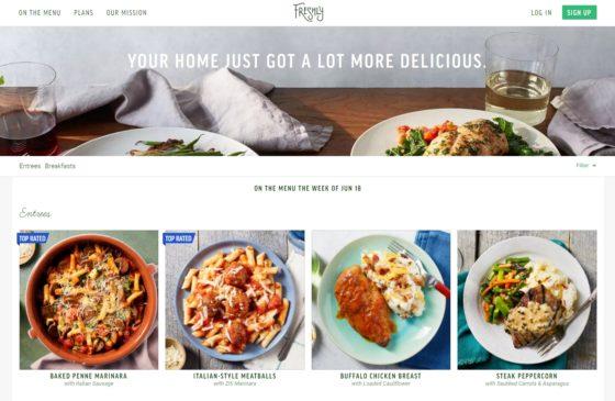 Nestlé neemt belang in online maaltijdendienst