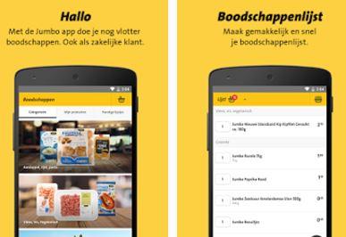 Jumbo vernieuwt app