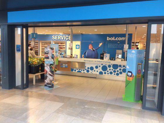 AH-winkels testen servicepunt bol.com