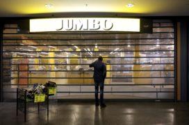 Jumbo weer open na overlast muizen