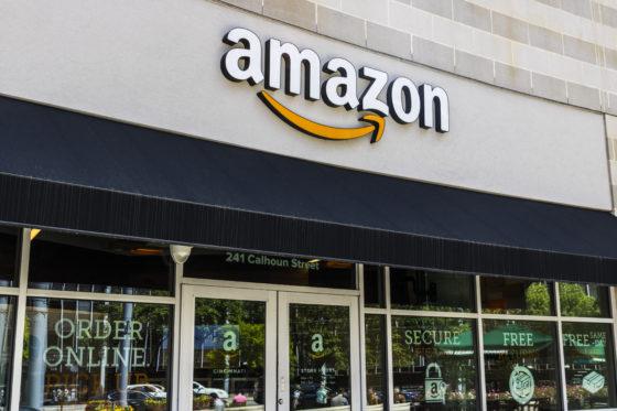 'Amazon zorgt in NL voor aardverschuiving'