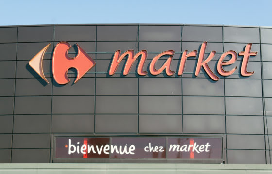 Groeitempo van Carrefour neemt af