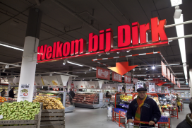Dirk zamelt geld in tegen spierziekten