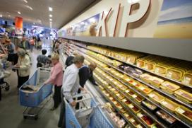 Kiptekort dreigt in Nederlandse supermarkt
