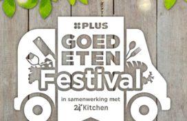 Plus en 24Kitchen houden Goed Eten Festival