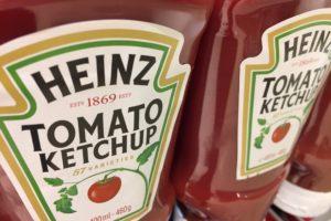 Winst en omzet van Kraft Heinz omlaag