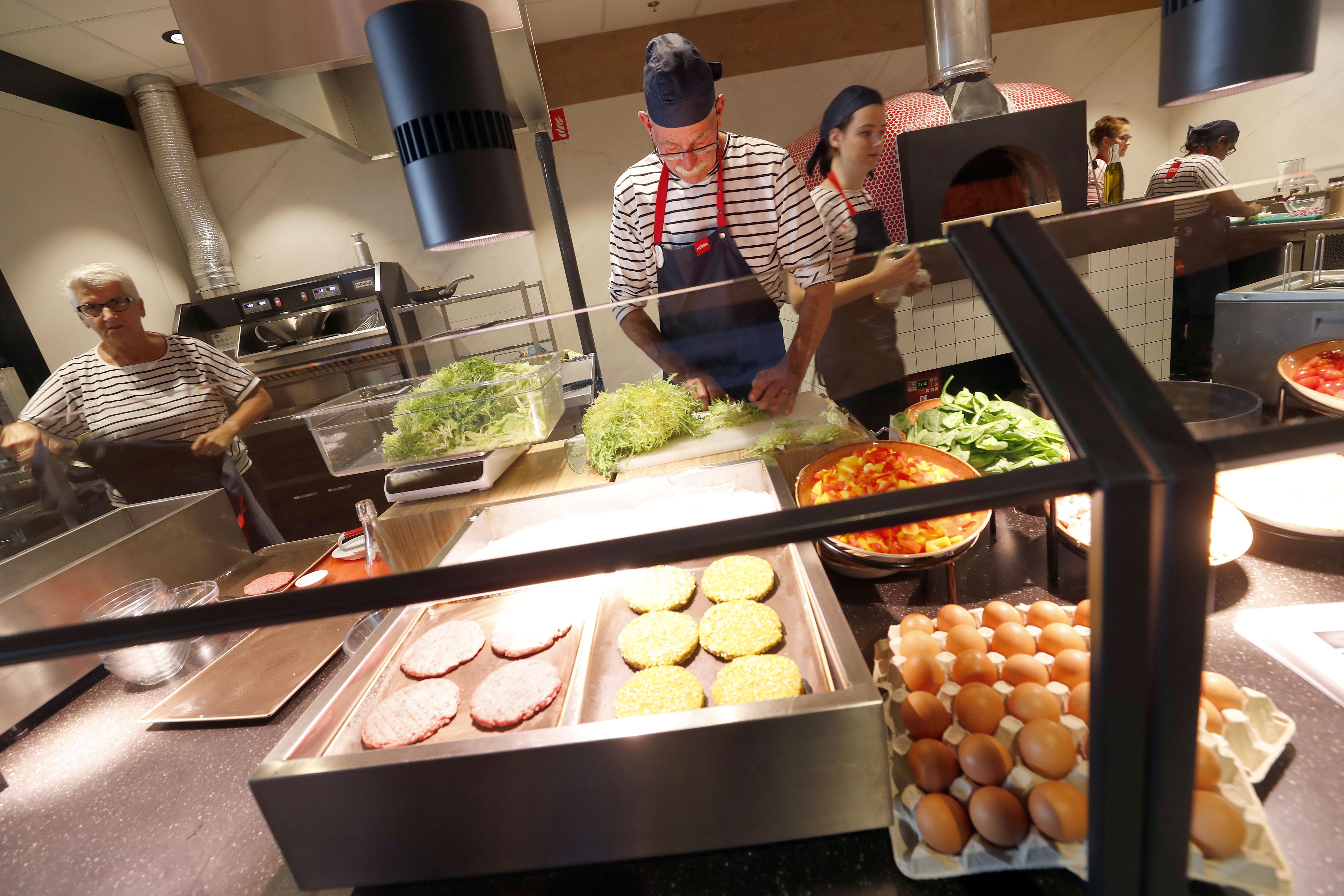 Fotorepo: Eerste vestiging met Hema's nieuwe foodconcept open in Tilburg