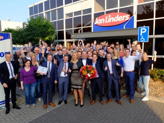 Jan Linders terug op eerste plek in versimago