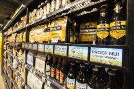 Bierdrinkers tevreden over aanbod super