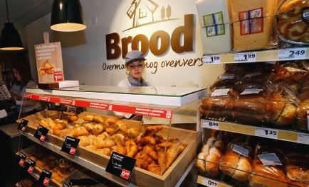 Brood uit dal, zelfbakhype voorbij