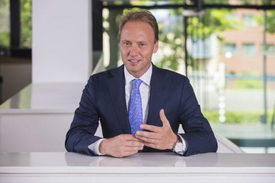 Nieuwe topman FrieslandCampina