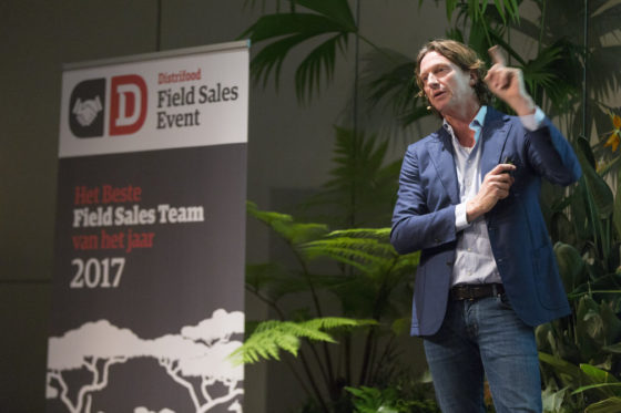Field Sales: kwart supers benaderd