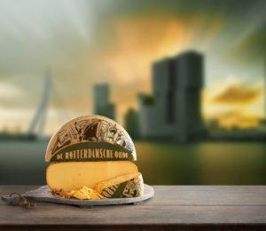 De smaakvolle Rotterdamsche Oude is er al in de varianten 36 weken, 100 weken en geitenkaas.