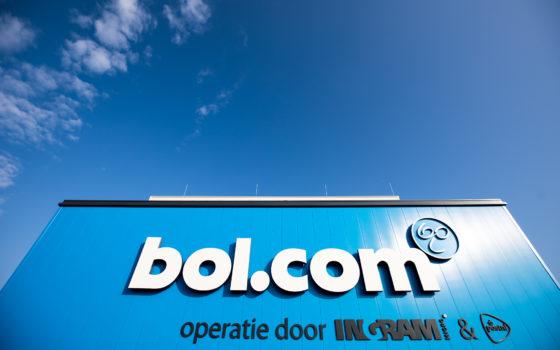 Bol.comstapt in drankverkoop