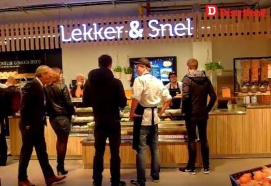 Video: Coop opent stadswinkel met keuken