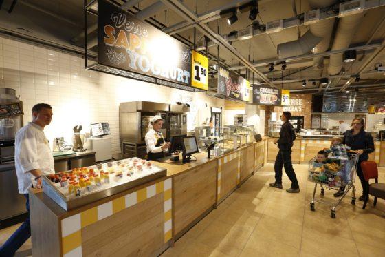 Jumbo bouwt winkel Veemarkt in Zwolle om