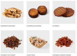 Toch geen verbod etiket Vegetarische Slager