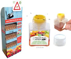 Fruit Fly Ninja geeft omzetboost en blije klanten