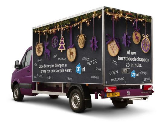 AH: 35 % meer online-bestellingen met kerst
