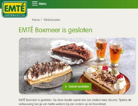 Emté verkoopt filiaal aan Jan Linders